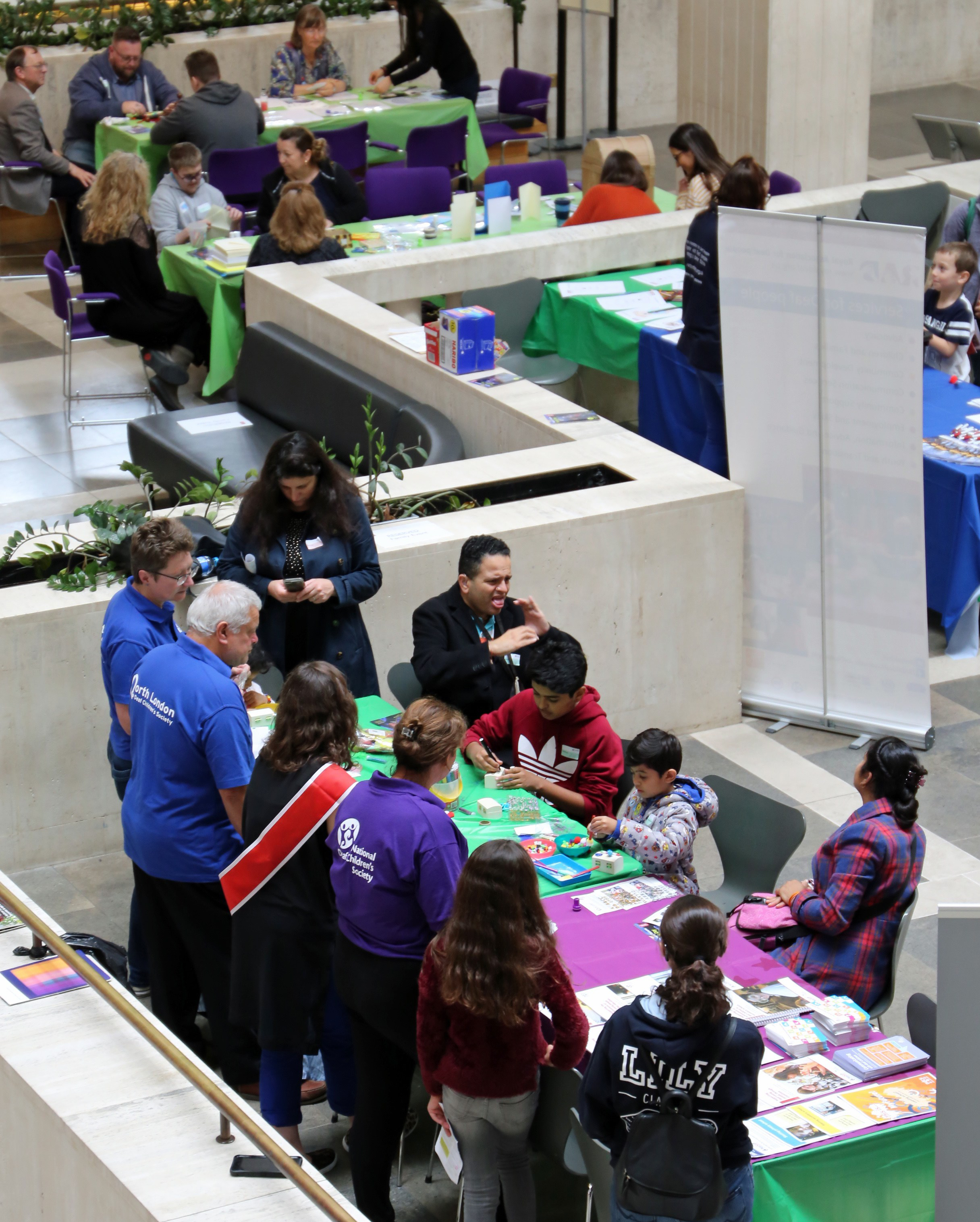 4_Festival of Treasures Family Day at the British Library, 22 September 2018
